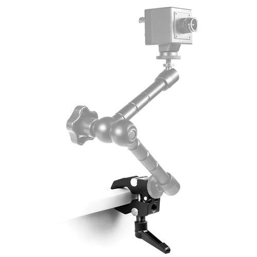 Marshall Electronics Heavy Duty Miniature C-Clamp with 1/4''-20 and 3/8'' Female for CVM-7, CVM-11 or CVM-22 Arms