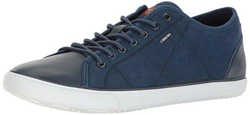 Geox Men's M Smart 73 Fashion Sneaker, Dark Royal, 45 EU/12 M US