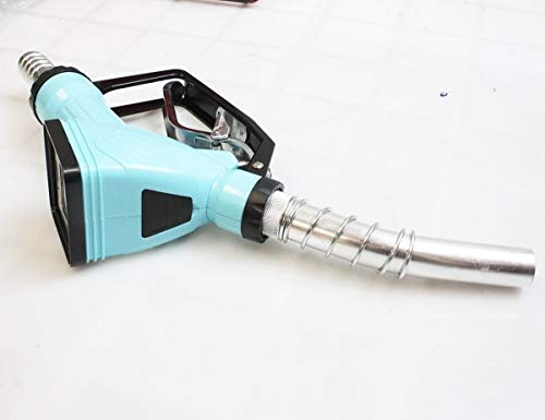 9TRADING Turbine Mechanical Gas Diesel Digital Fuel Nozzle with Accuracy LCD Reading Meter by 9TRADING (Image #4)