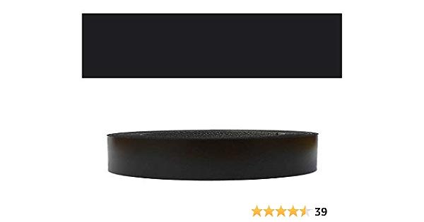 Mprofi MT/® 5m rollo Cantoneras laminadas melamina para rebordes con Greve Blanco Liso 17 mm