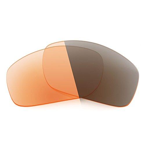 Verres de rechange pour Revo Guide RE4054 — Plusieurs options Elite Adapt Orange photochromique