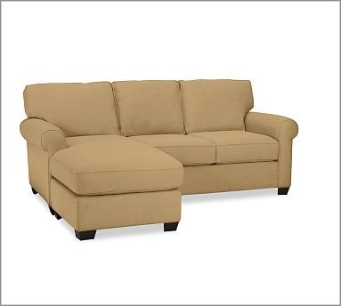 Pottery Barn Buchanan Sofa With Chaise
