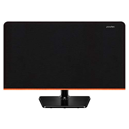 (Pawtec Flat Screen Monitor Cover Scratch Resistance Neoprene Full Body Sleeve for LED LCD HD Panel (34 inch UltraWide))
