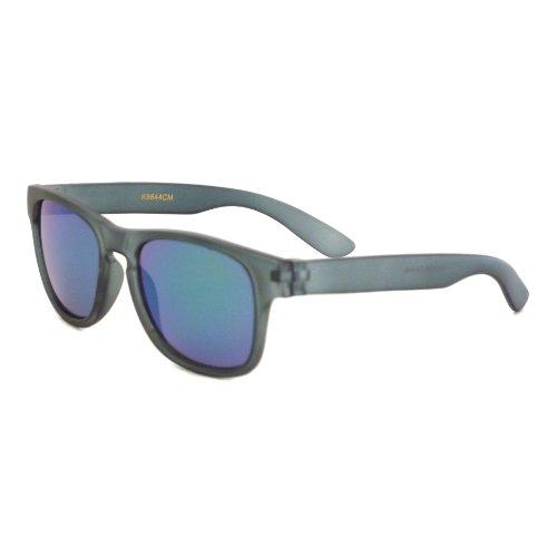 KIDS Children REVO Lens Clear Matte COOL Mirror Sunglasses Age 3-10 - Revo Sunglasses Old