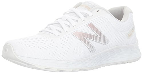 Pictures of New Balance Women's Arishi Running Shoes WARISCW1 White 1