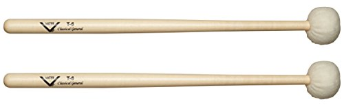 - Vater T6 Timpani, Drumset & Cymbal Mallets, Pair