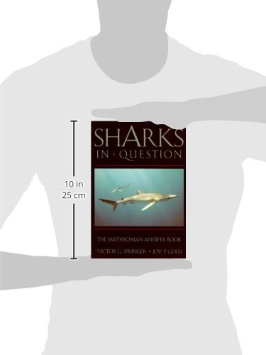 SHARKS IN QUESTION Smithsonian Answer Books Victor G
