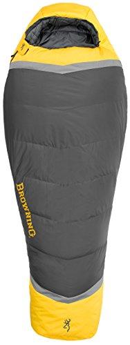 - Browning Camping Vortex 0 Degree Mummy Sleeping Bag