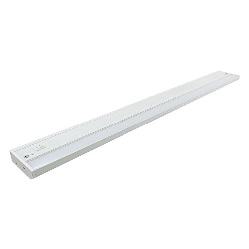 American Lighting LED Complete 2 Undercabinet Fixture, 120-Volt Dimmable Warm White, 40-inch, White by American Lighting