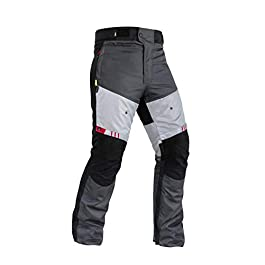 Rynox Stealth Evo Riding Pants (Grey)