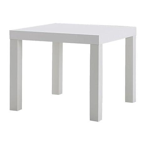 Ikea Tavolino Lack Bianco.Ikea Lack Coffee Table 55 X 55 Cm Colour Black Classic 55x55cm Bianco