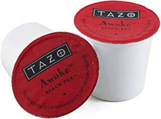Tazo Awake Black Tea Keurig K-Cups, 160 Count