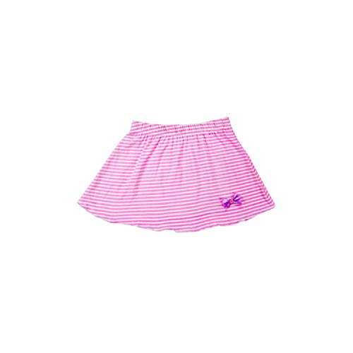Baby Girl Clothes School Skirt Princess Star Dot Stripe Print Party Dance Ballet 1-16years,Pink,11T ()