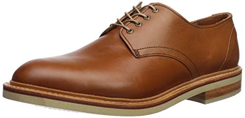 Allen Edmonds Men's Nomad Derby Oxford, tan, 13 3E US