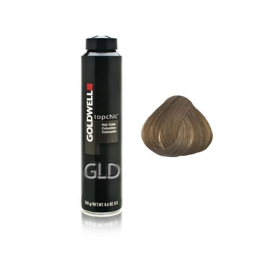 Goldwell Topchic Hair Color Coloration (Can) 7A Mid Ash Blonde Goldwell Color 4021609003274