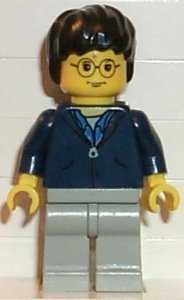 LEGO Harry Potter Minifigure from set 4727