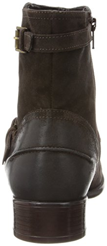 Clarks Womens Plaza Float Boot Brown