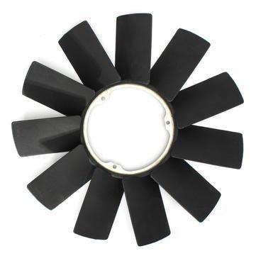 Chilling Devotee Sword - 420mm Radiator Cooling Fan Blade E32 E36 E46 E53 - Strike Leaf System Buff Steel Caller Lover Vane Temperature Reduction Sport - 1PCs ()