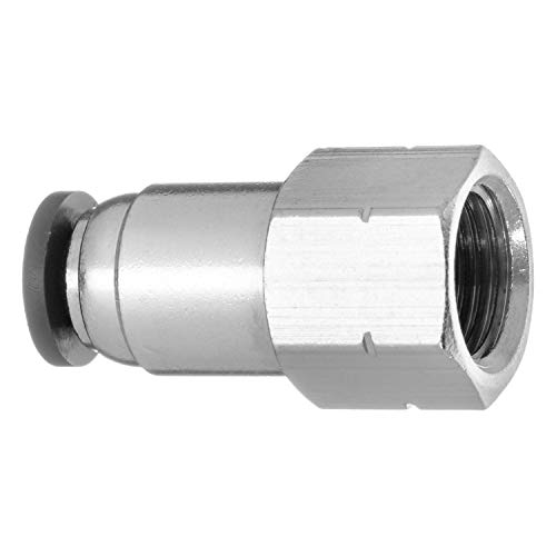- USA Sealing Push to Connect Tube Fitting - Nylon Plastic - Straight Adapter - 1/4