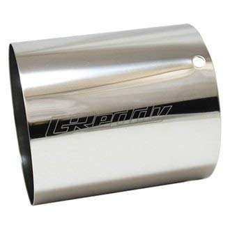 Greedy Universal 11001143 - Revolution RS Stainless Steel Round Bolt-On Polished ()