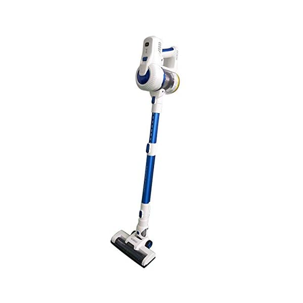 Cordless Vacuum Cleaner, 2 in 1 Stick Handheld Vacuum Cleaner, 18Kpa Lightweight...