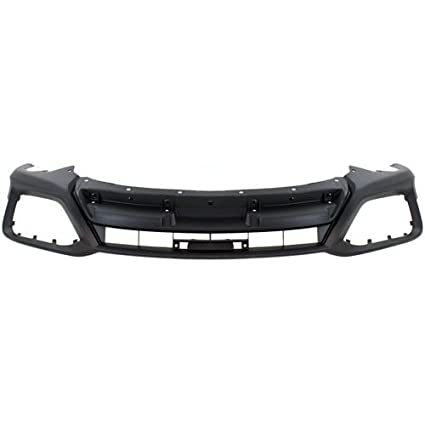 Amazon make auto parts manufacturing front lower bumper cover make auto parts manufacturing front lower bumper cover textured black finish ho1015109 publicscrutiny Image collections