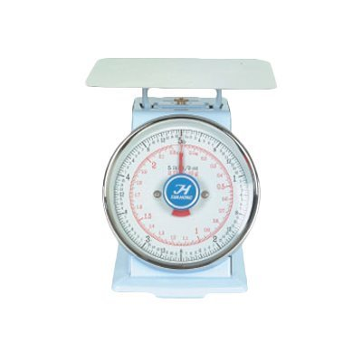 Thunder Group SCSL004, 22 Lbs. GT-20 Portion Scale, Multifunction Kitchen and Food Scale, Stainless Steel Mechanical Measuring Commercial Grade Portion-Control Scales