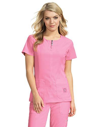 Scrub Top Nurse - KOI lite 317 Women's Serenity Scrub Top More Pink L