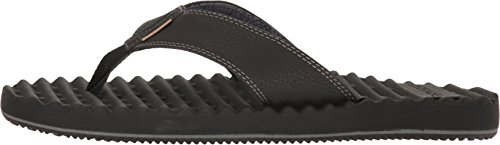 Freewaters Men's Basecamp Therm-a-Rest Flip Flop Sandal, Black, 11 M US by Freewaters (Image #5)