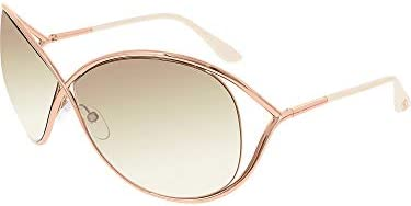 0f8f17f431 Amazon.com  TOM FORD MIRANDA TF130 color 28F Sunglasses  Tom Ford  Shoes