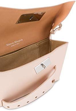 MAISON MARGIELA Luxury Fashion Donna S61WF0025P2714T4077 Rosa Pelle Borsa A Spalla | Primavera-estate 20