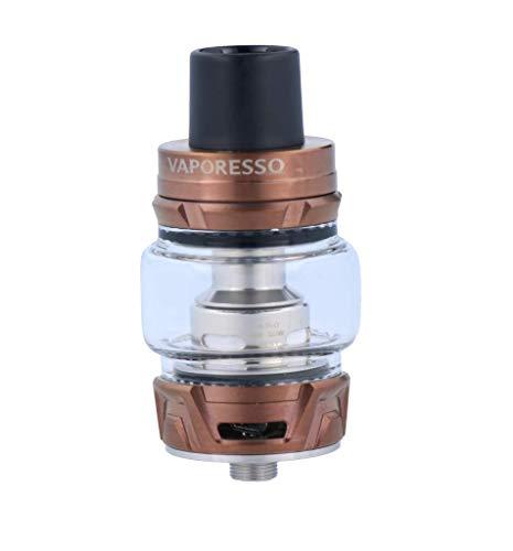 SKRR Verdampfer Set 8 ml – direkte Lungenzüge möglich – von Vaporesso – Farbe: bronze