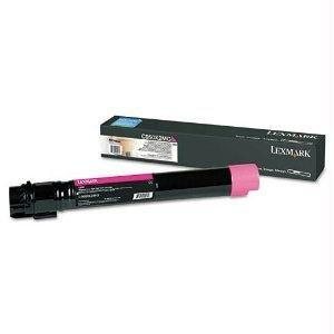 Lexmark - Extra High Yield - Magenta - Original - Toner Cartridge Lccp, Lrp - For C950de ''Product Type: Supplies & Accessories/Printer Consumables''