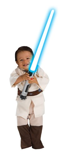 Easy Tv Movie Character Costumes (Star Wars Romper Obi-Wan Kenobi, 1-2 Years)