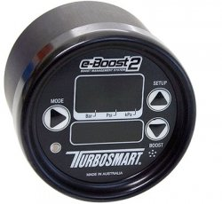 """Turbosmart TS-0301-1011 Electronic Boost Controller Traditional eB2 66mm (2 5/8"""")"""