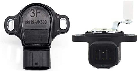 Throttle Position Sensor Replacement for Nissan Sunny X-trail Primera 18919AM810 18919-VK500 KING CAB NISSAN NAVARA PICKUP D22 2.5 350Z X-TRAIL PRIMERA 3502