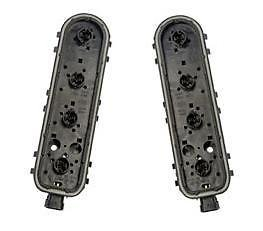 Taillight (Circuit Board Only) Pair Set Both Driver and Passenger 97 98 99 00 01 02 03 04 05 Pontiac Montana Chevrolet Venture NEW Oldsmobile Silhouette Taillamp 12335926 12335927 GM2817101 - Circuit Light Tail Montana Pontiac Board
