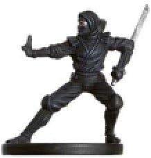D & D Minis: Dragonblade Ninja # 17 - Deathknell