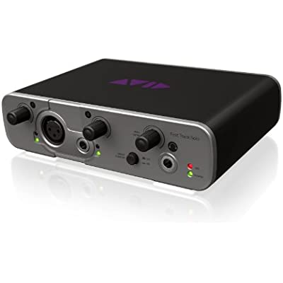 avid-fast-track-solo-with-pro-tools