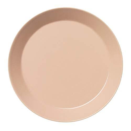 Iittala Teema Dinner Plate, Powder, 10.25 Inches by Kaj Franck