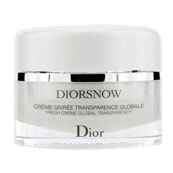 (Christian Dior snow Fresh Creme Global Transparency 15ml)