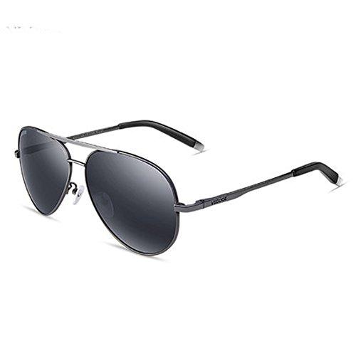 C grenouille soleil Lunettes polarisées ZY CH hommes de ZYTYJ soleil nouveau pour hommes miroir lunettes de xqBf6ZH6w