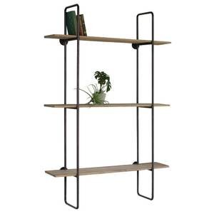 industrial pipe shelving unit large