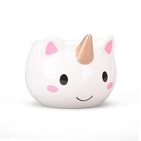 Kyonne Unicorn Mug, 3D Unicornio Taza, Taza del Regalo para Las Muchachas y Las Mujeres: Amazon.es: Hogar