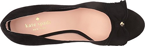 Kate Spade New York Donna Whitlee Nero Pelle Scamosciata