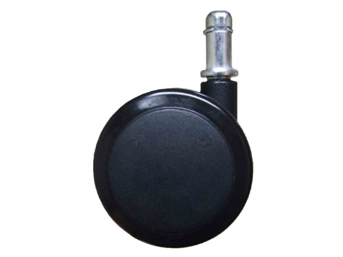 Herman Miller Aeron Parts (Herman Miller C7 2.5 inch Hard Floor/Carpet Caster Set for Aeron Chair (Set of 5))