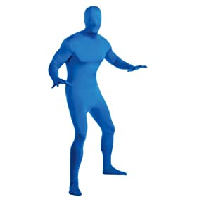 - 31 2Boz7aHwTL - Rubie's Costume 2nd Skin Zentai Supersuit Costume