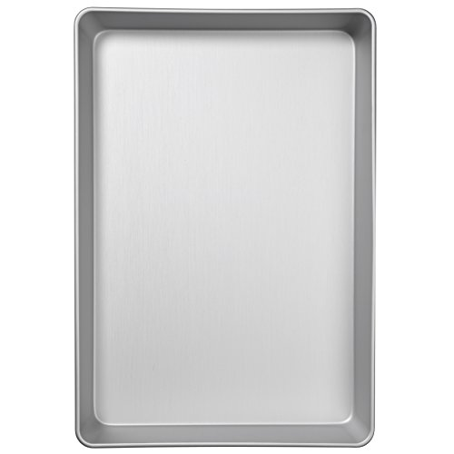 Wilton Performance Pans Aluminum Large Sheet Cake Pan, 12 x 18-Inch