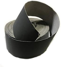 Sungold Abrasives 66960 Hook /& Loop Longboard Wet//Dry Black Silicon Carbide Sanding Rolls 400 Grit 2-3//4 X 20 Yd 2-3//4 X 20 Yd