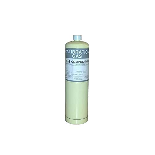 Macurco CANN10P Propane C3H8 Calibration Gas Canister, 34L 10% LEL